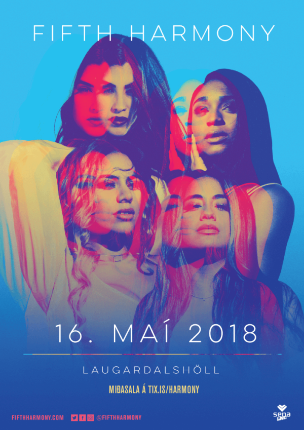 Fifth Harmony í Laugardalshöll poster image