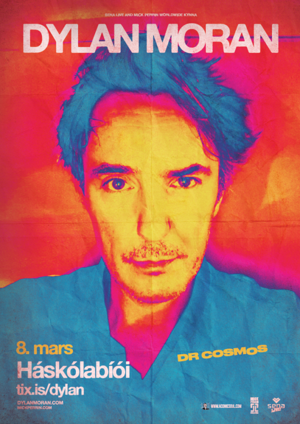 Dylan Moran í Háskólabíói poster image