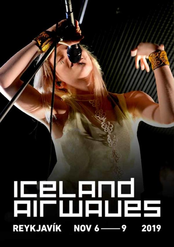 Iceland Airwaves 2019 poster image