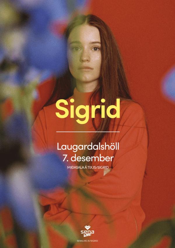 SIGRID poster image