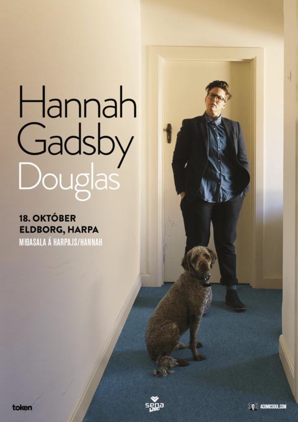 Hannah Gadsby – Douglas poster image