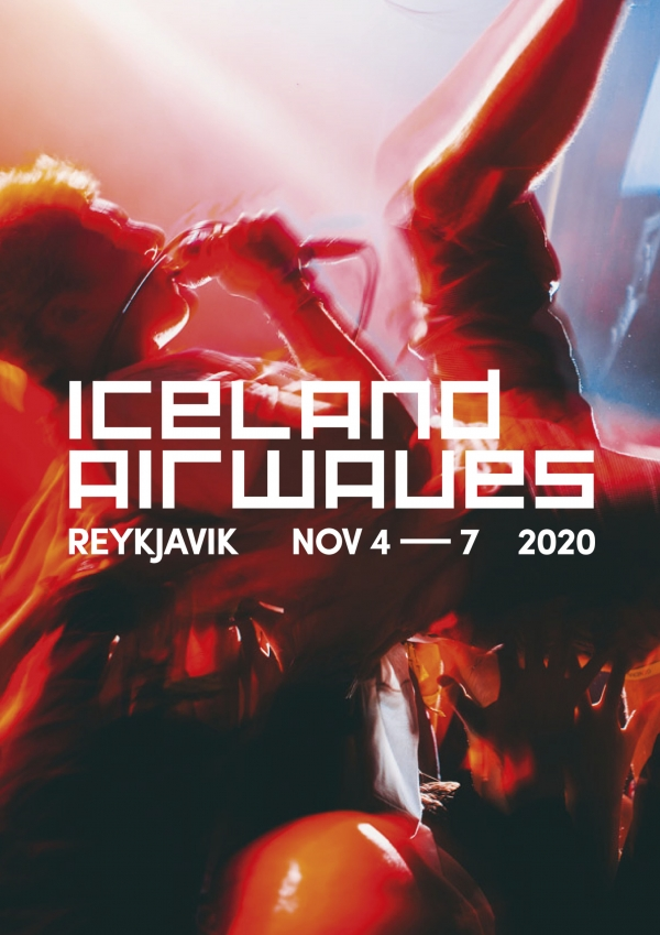 Iceland Airwaves 2020 poster image