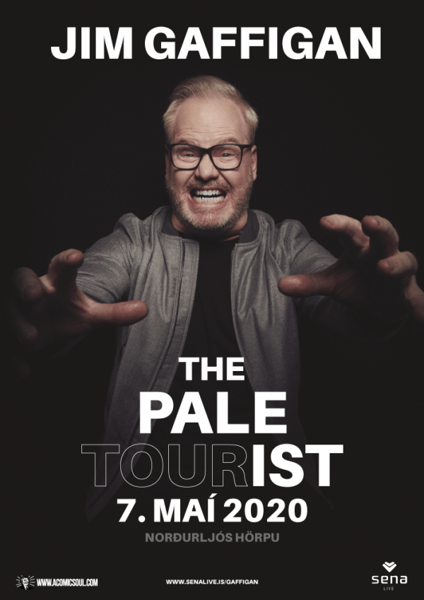 Jim Gaffigan – The Pale Tourist poster image