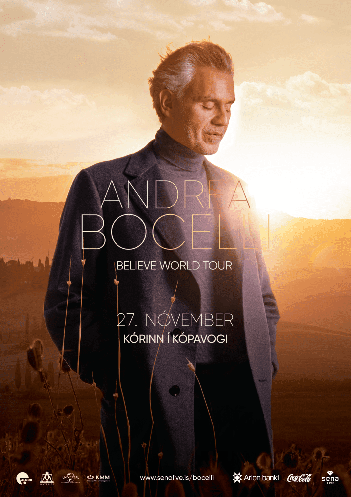 Andrea Bocelli poster image
