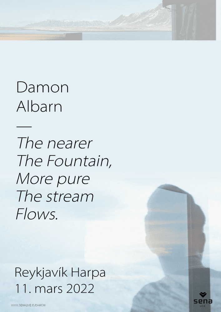 Damon Albarn: The Nearer The Fountain, More Pure The Stream Flows poster image