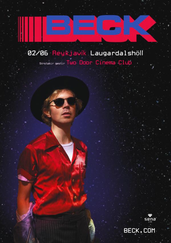 Beck & Two Door Cinema Club poster image