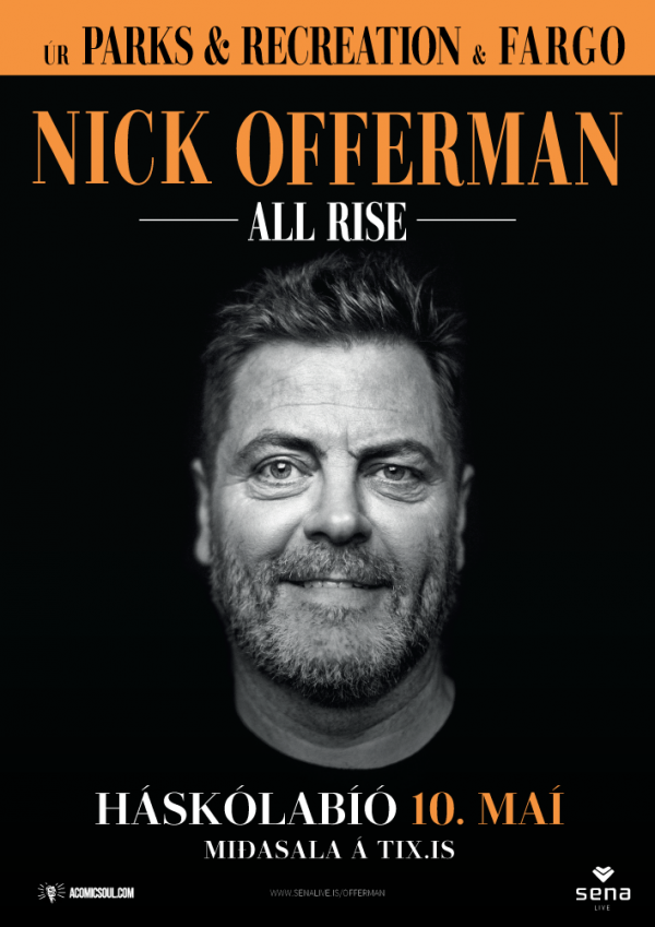 Nick Offerman poster image