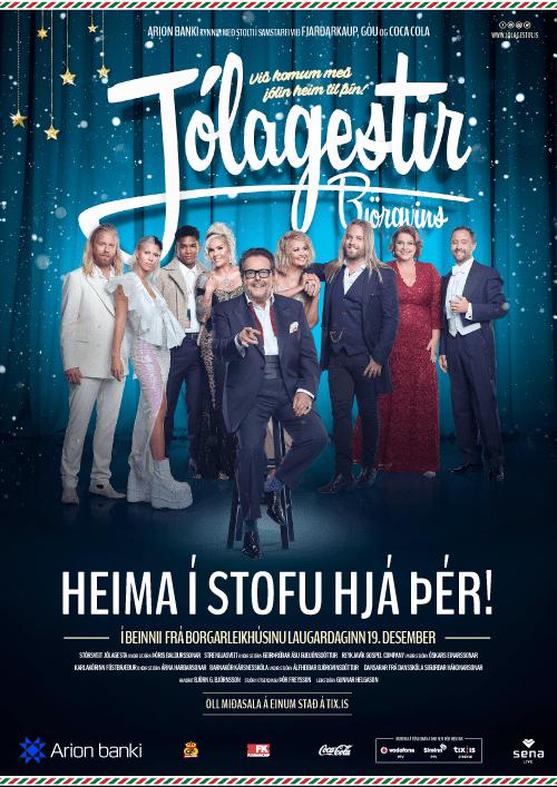 Jólagestir Björgvins 2020 poster image