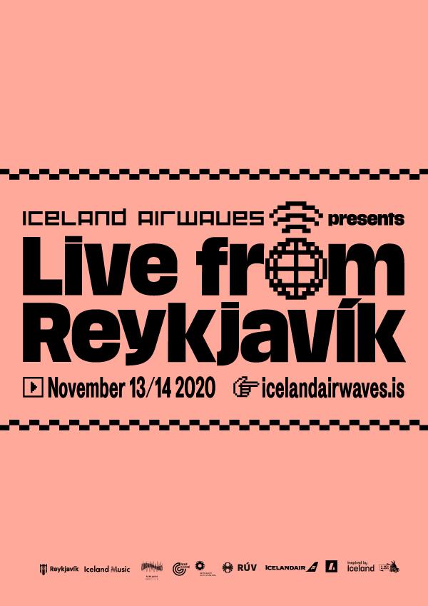 Live from Reykjavík poster image